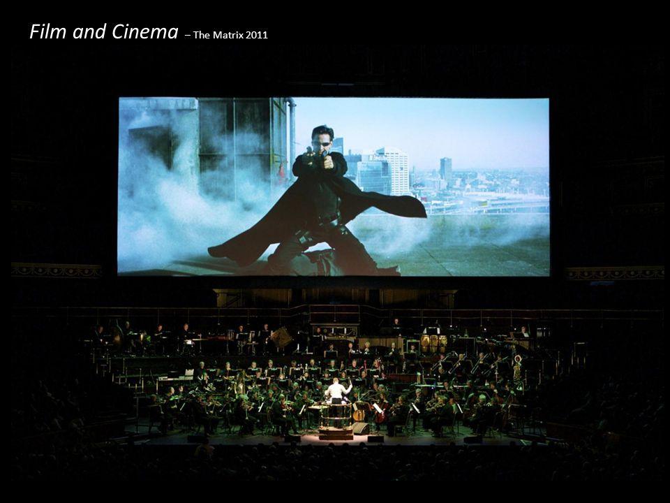 Film and Cinema – The Matrix 2011