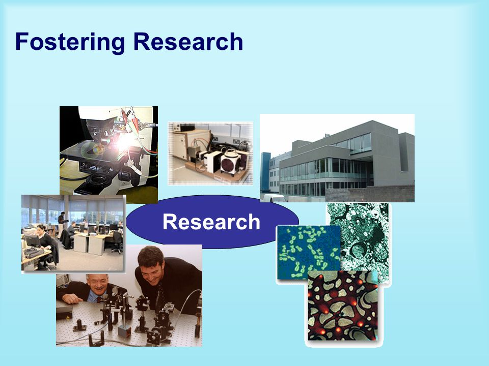 Fostering Research Research