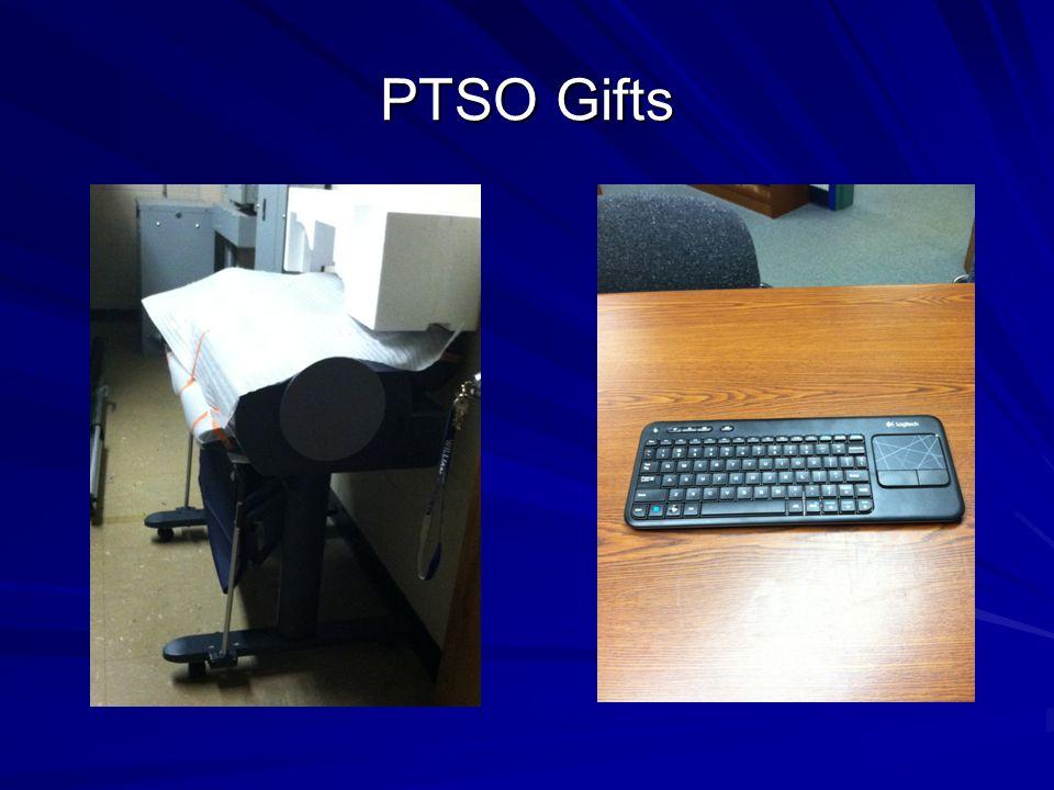 PTSO Gifts