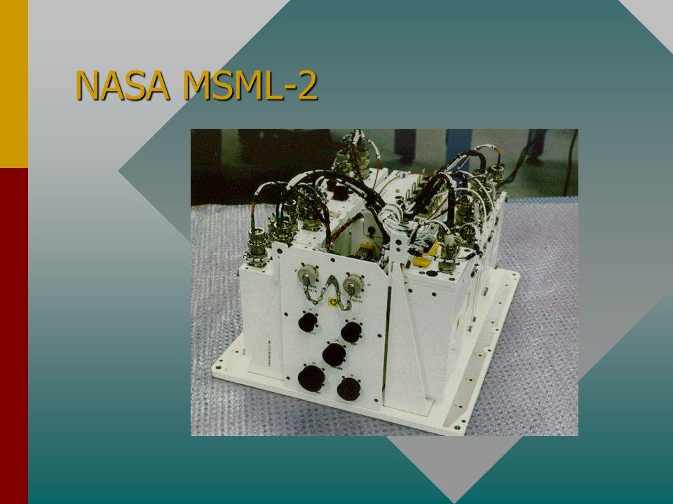 NASA USML2 - HI-PAC DTV
