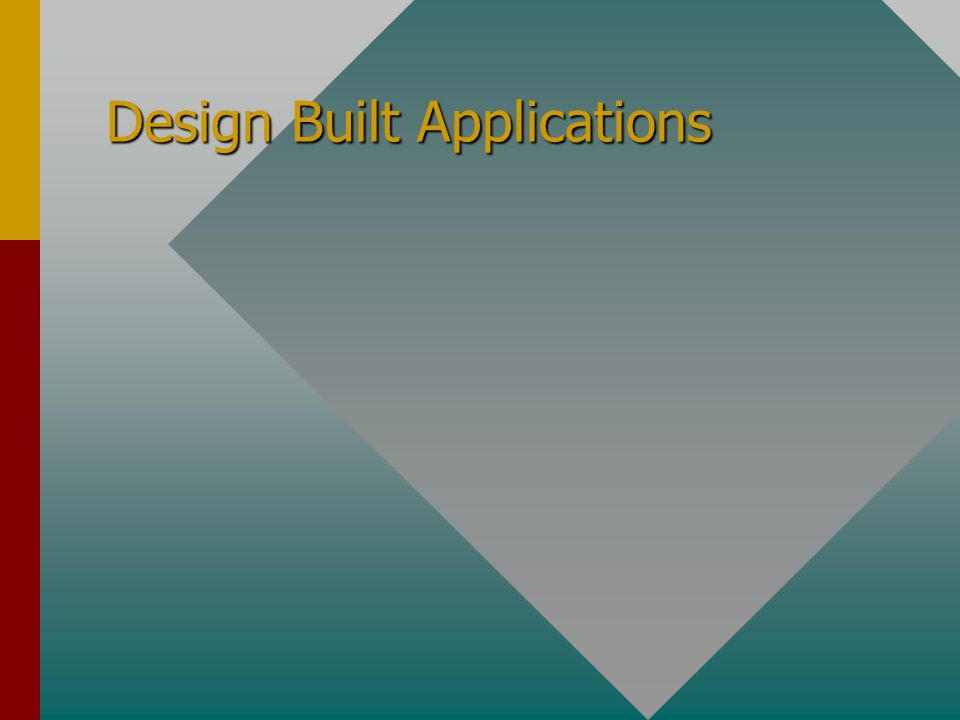 Services Services ConsultingConsulting Design/engineeringDesign/engineering Project managementProject management Integration/installationIntegration/i