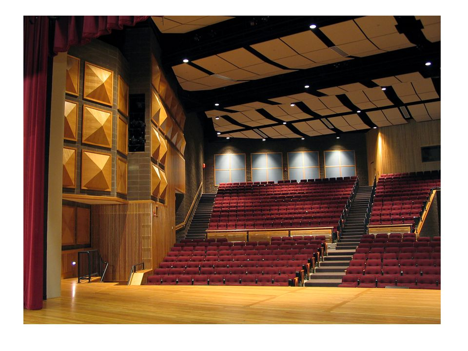 TOP 10 REASONS TO VOTE YES # 10 – Every Lakes Region School but Franklin and Belmont have an auditorium - Bow High School – capacity of 600 - Derryfield High School – capacity of 400 - Gilford High School – capacity of 750 - Interlakes High School – capacity of 450 - Laconia High School – capacity of 430 - Merrimack Valley High School – capacity of 425 - Moultonboro High School – capacity of 550 - Newfound High School – capacity of 550 - Prospect Mountain – capacity of 650 - Winnisquam High School – capacity of 350