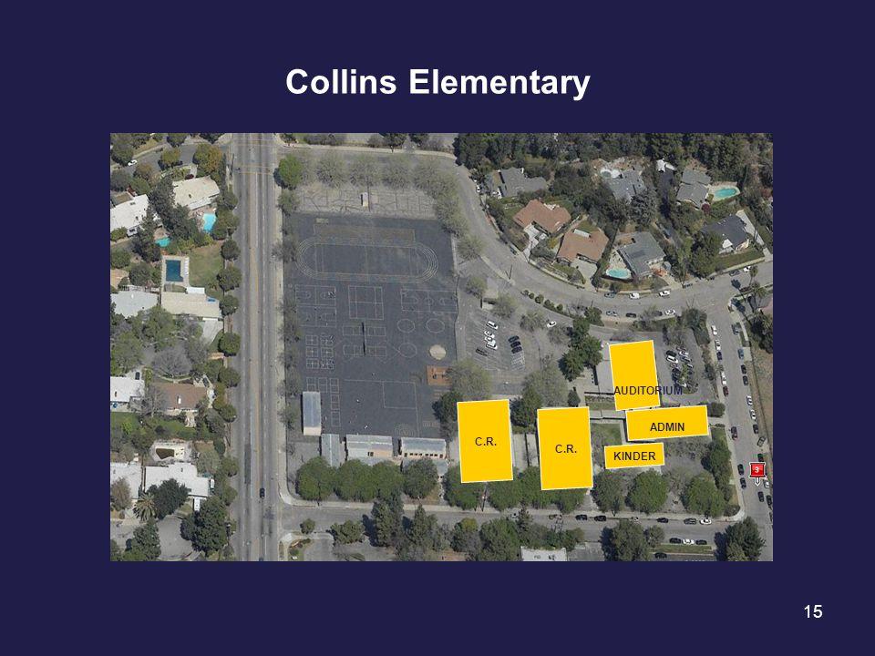 15 Collins Elementary ADMIN AUDITORIUM KINDER C.R.