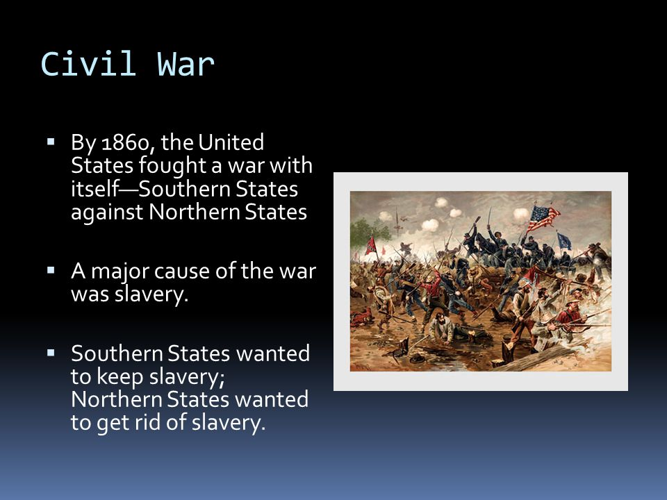 Slavery  Africans were enslaved by early colonists  Slavery was concentrated in the Southern part of the U.S. Slaves worked on plantations.  Slaver