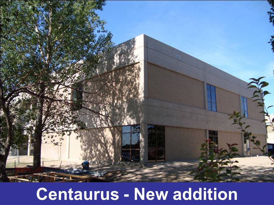 Centaurus - New addition