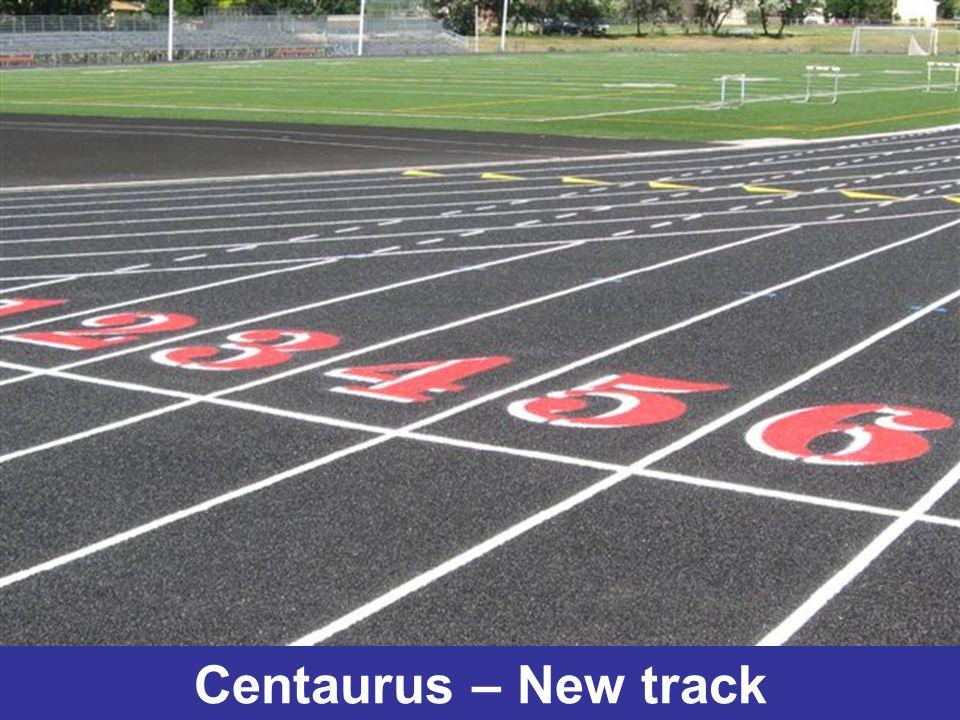 Centaurus – New track