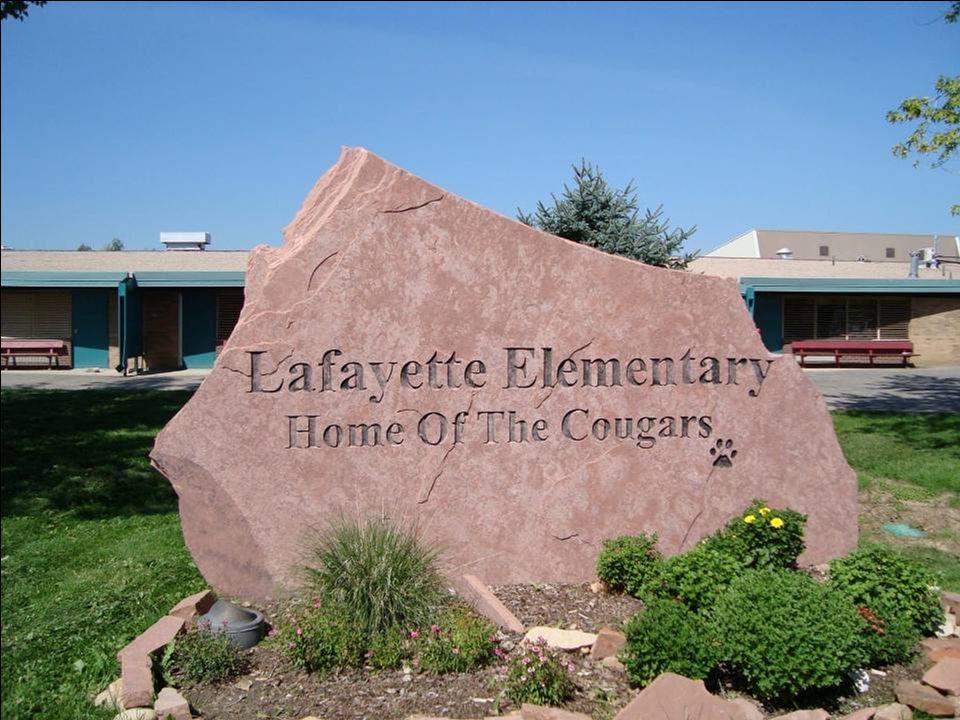 Lafayette Elementary - New flooring