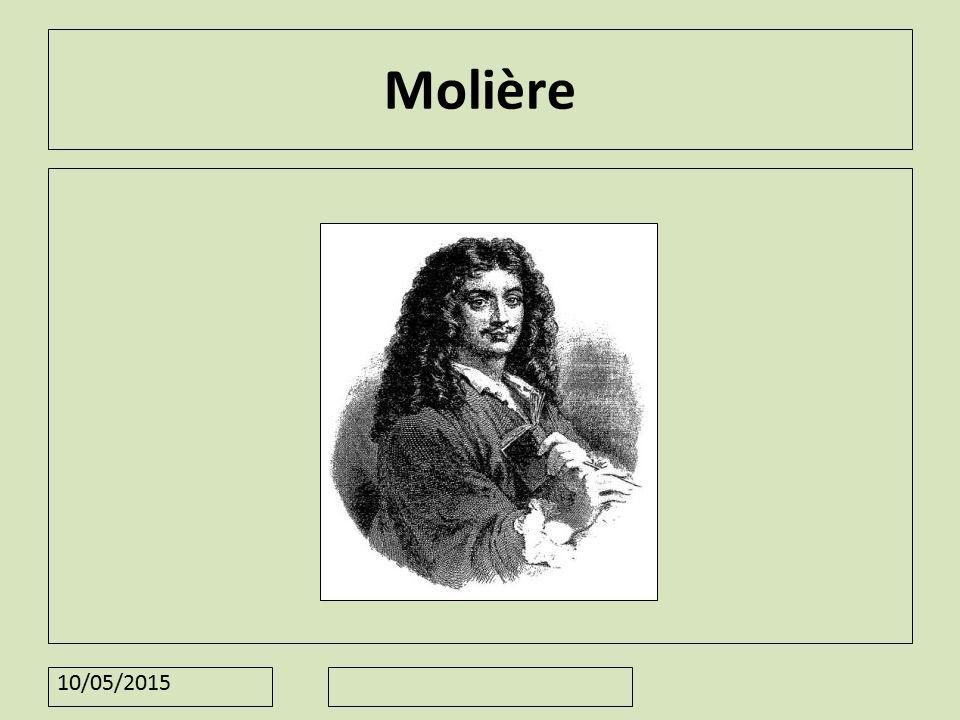10/05/2015 Molière