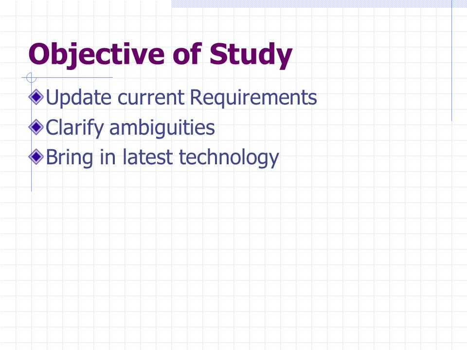 Methodology of Study Overseas studies Australia, UK, USA, Norway & Japan Opinion survey Direct consultation Rationalization