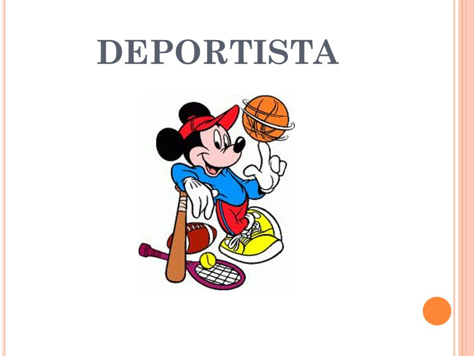 DESORDENADO, - A