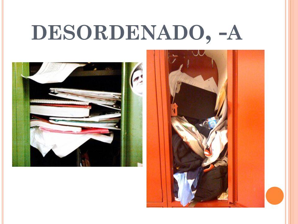 ESTUDIOSO, - A