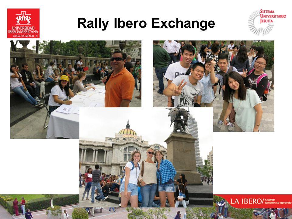 Rally Ibero Exchange