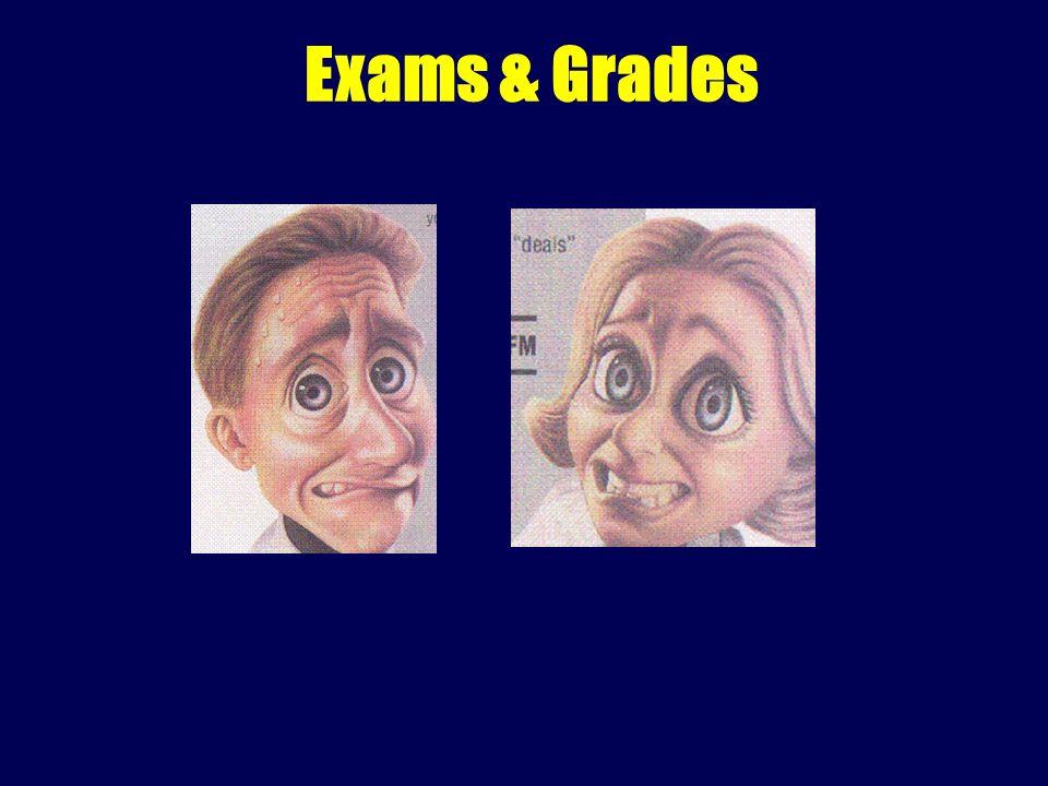 Exams & Grades