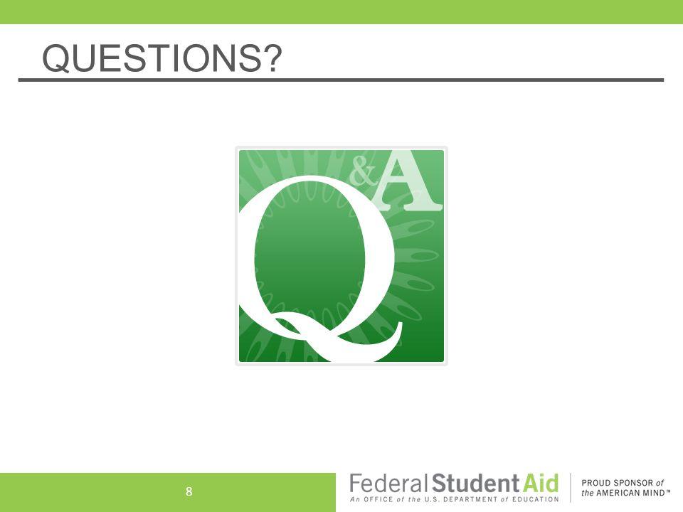 QUESTIONS 8