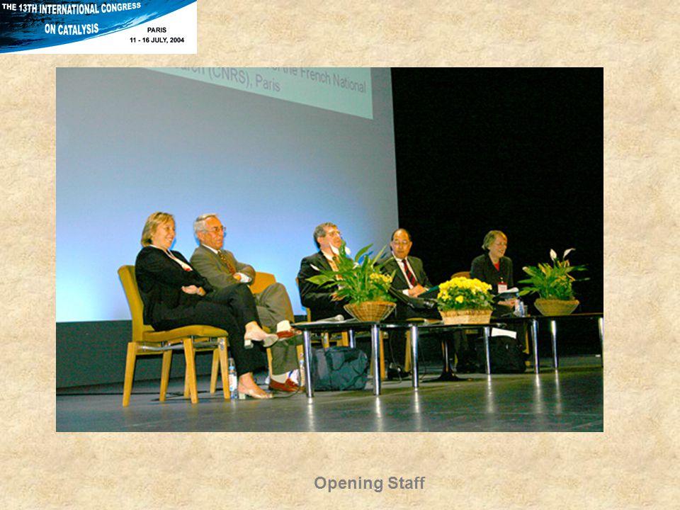 Opening Staff