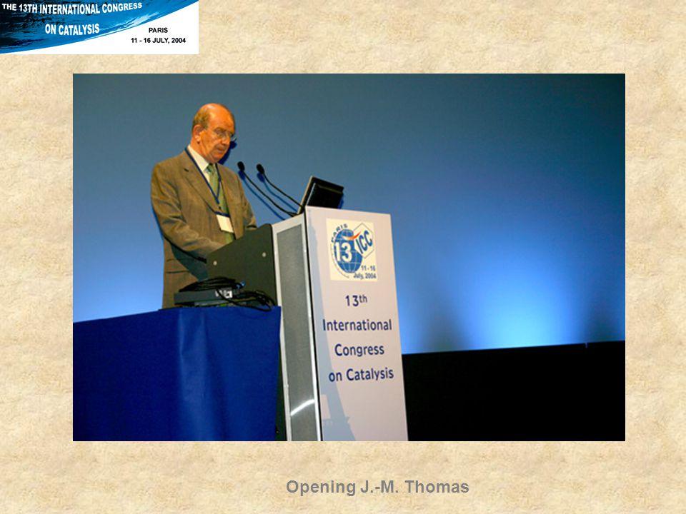 Opening J.-M. Thomas