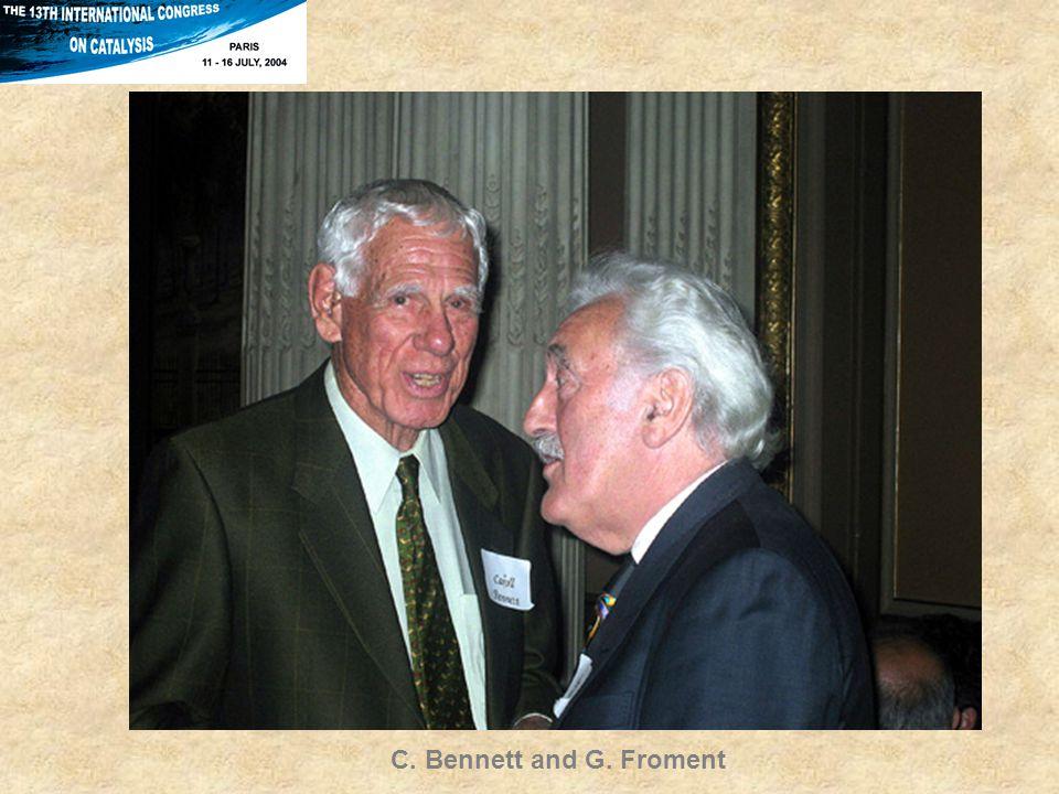 C. Bennett and G. Froment