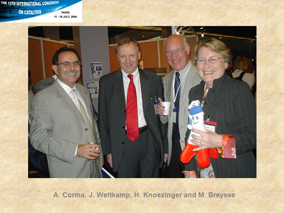 A. Corma, J. Weitkamp, H. Knoezinger and M. Breysse