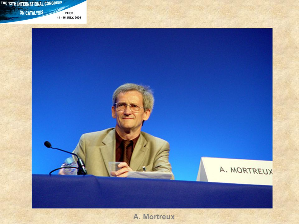 A. Mortreux