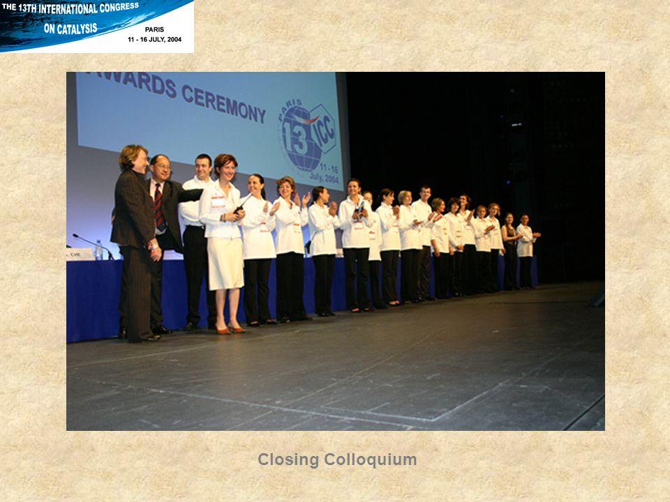 Closing Colloquium