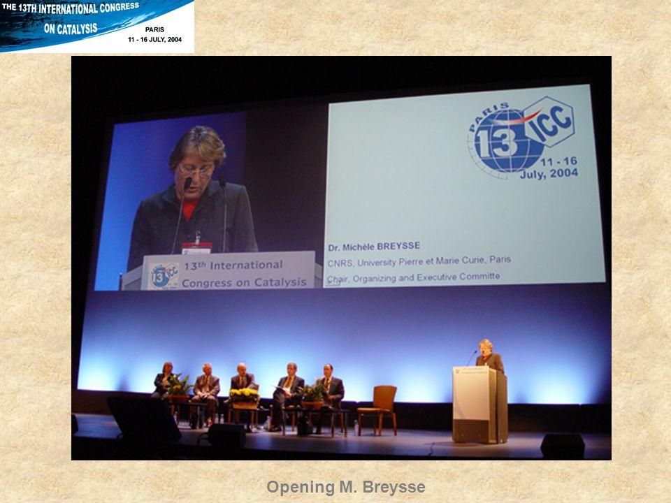 Opening M. Breysse