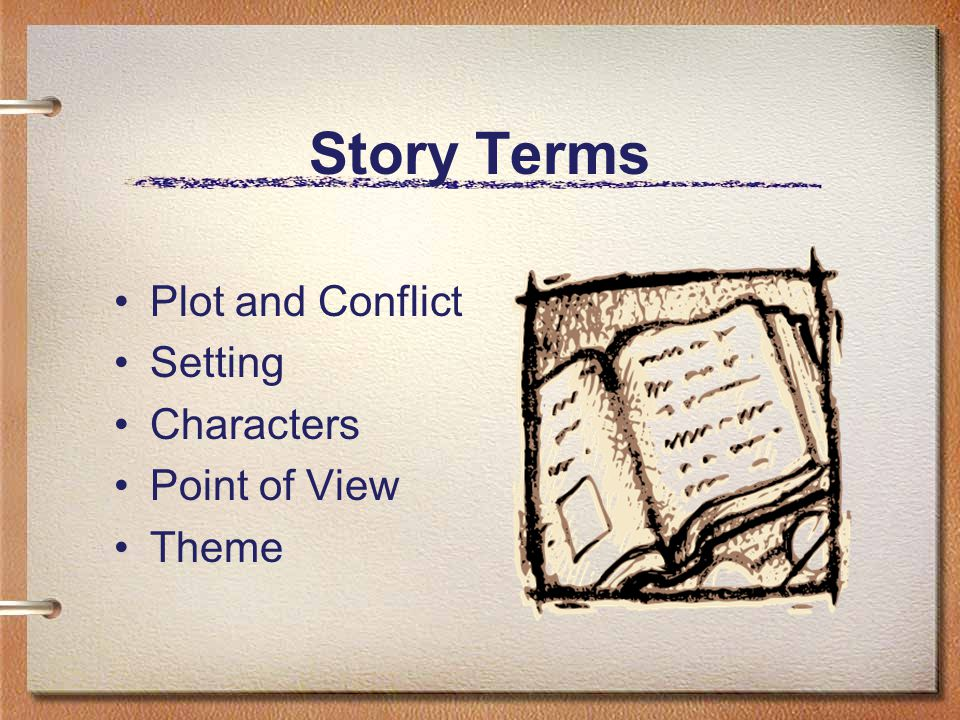 Plot Definition: what happens and how it happens in a narrative.