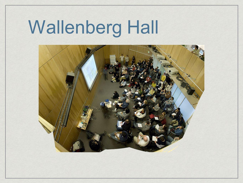 Wallenberg Hall