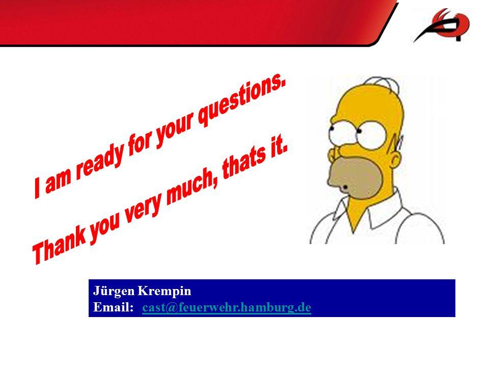 Jürgen Krempin Email: cast@feuerwehr.hamburg.decast@feuerwehr.hamburg.de © Rechenbach, Krempin 2008-2009