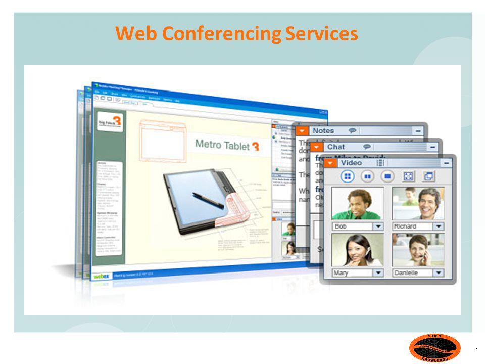 Web Conferencing Services