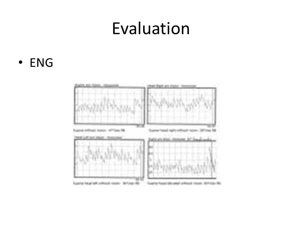 Evaluation ENG