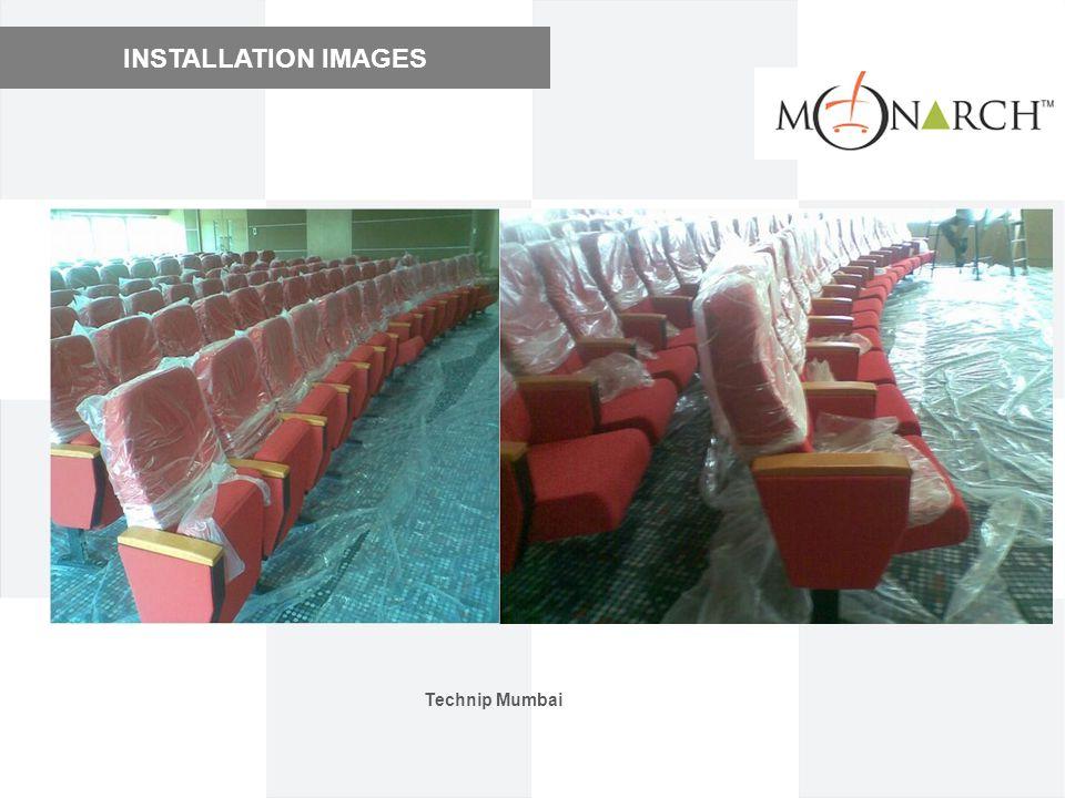 INSTALLATION IMAGES Technip Mumbai