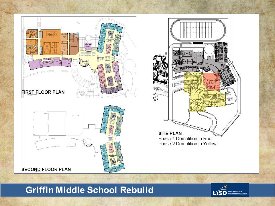 Griffin Middle School Rebuild