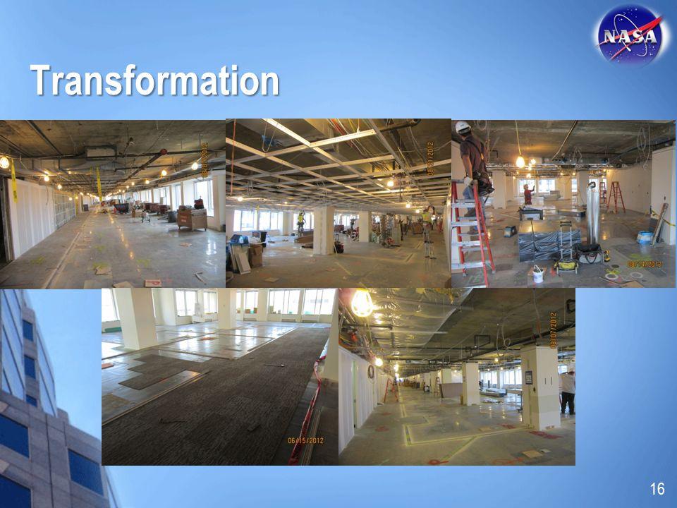 Transformation 16