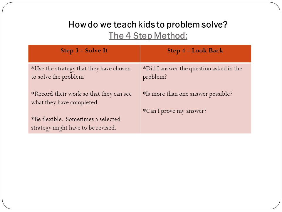 Two Strategies to solve the same problem.There were 34 students in the auditorium before Ms.