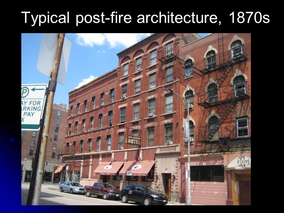 Burnham & Root, Monadnock Building, 1888-1891, Chicago, IL