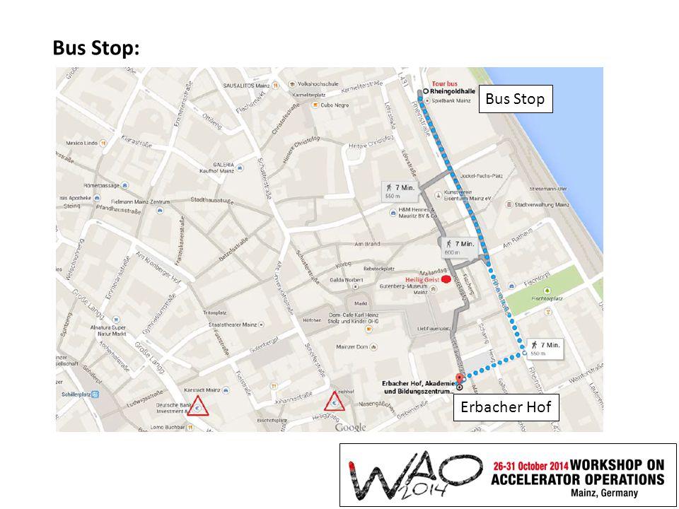 Bus Stop: Erbacher Hof Bus Stop