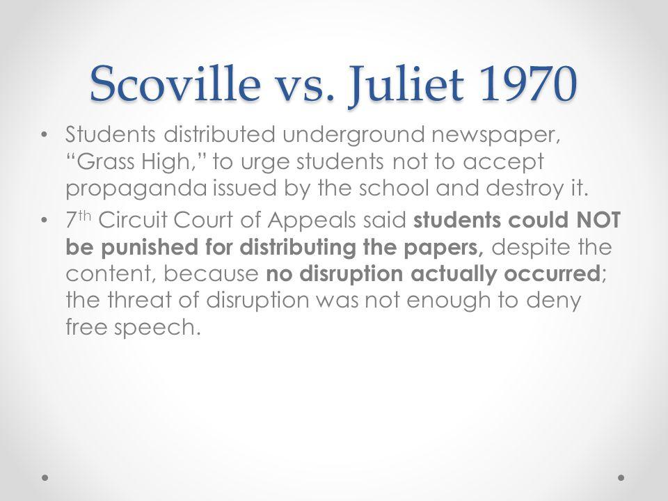 Scoville vs.