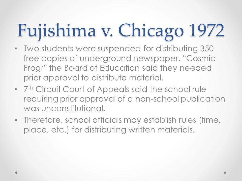 Fujishima v.