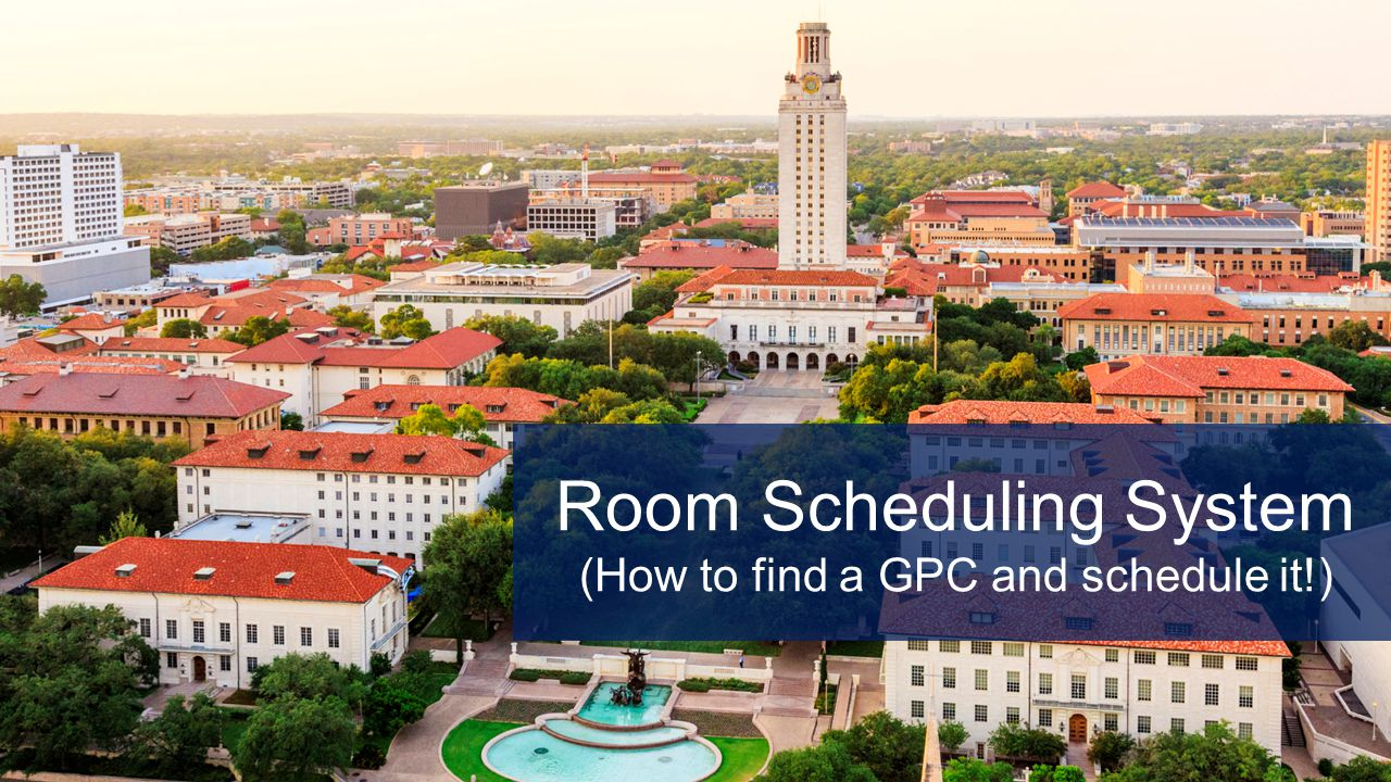 Review Policies Login to Room Scheduling System Learn 3 types of searches Demonstration Tips Q&A Agenda