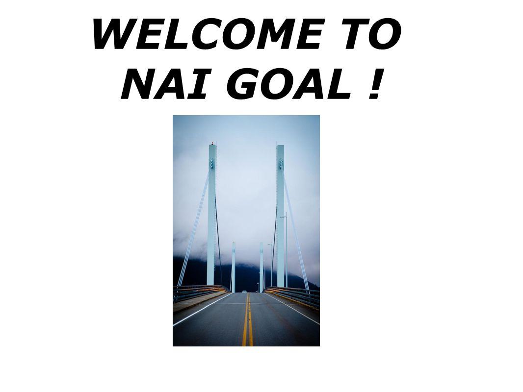 WELCOME TO NAI GOAL !