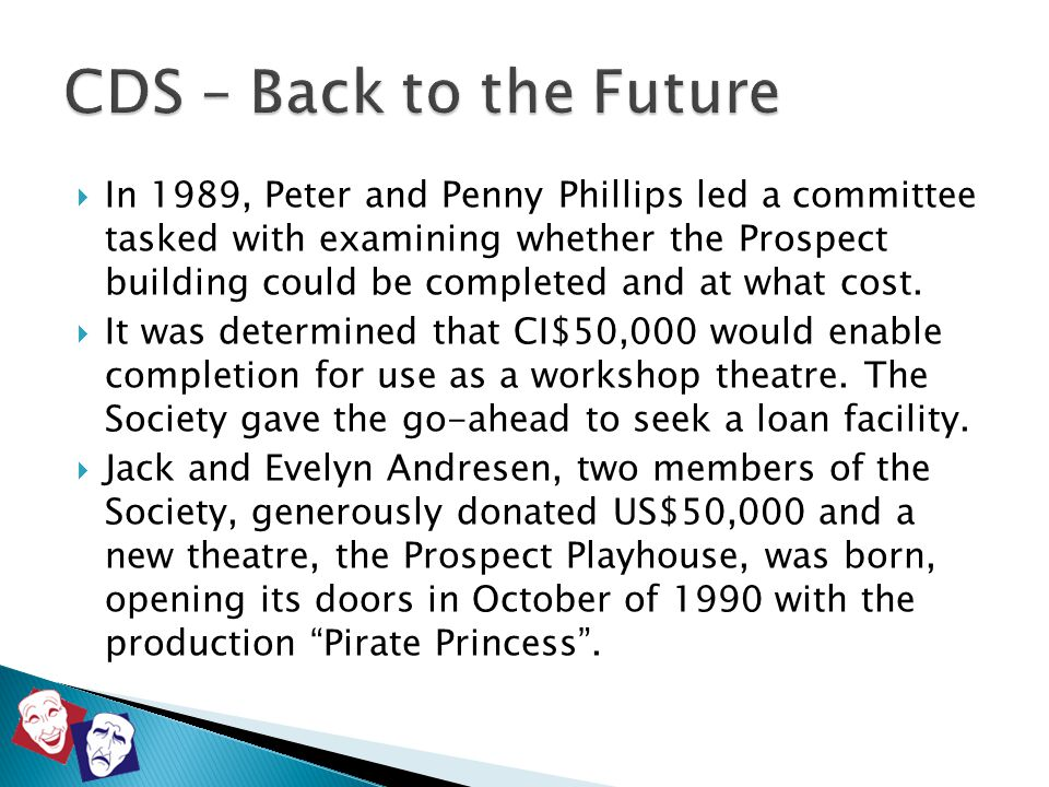 What are the physical components of a theatre?