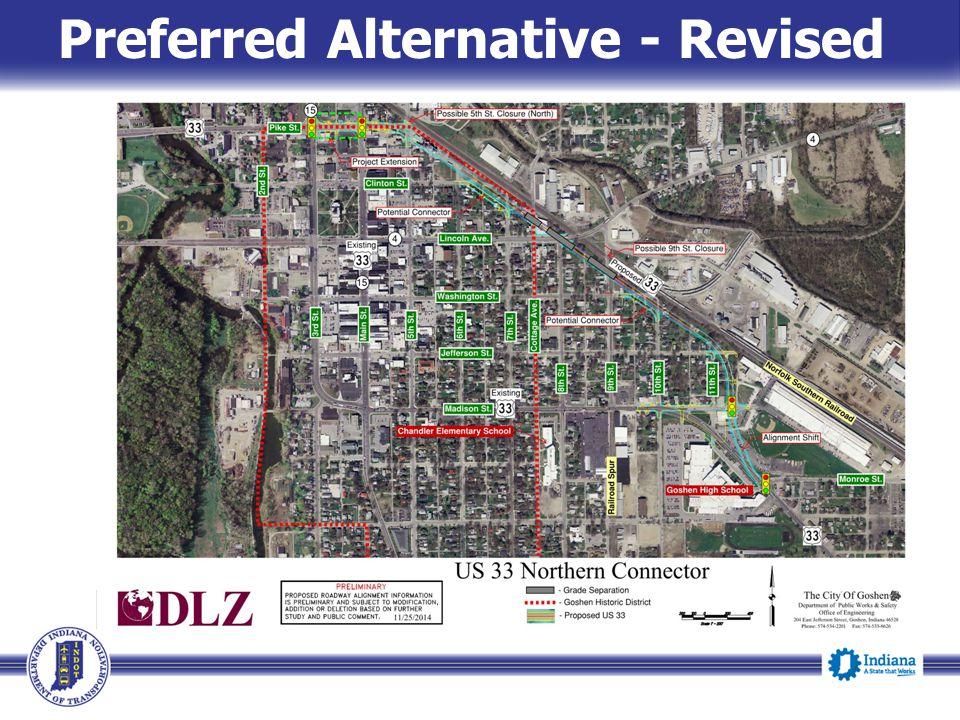Preferred Alternative - Revised