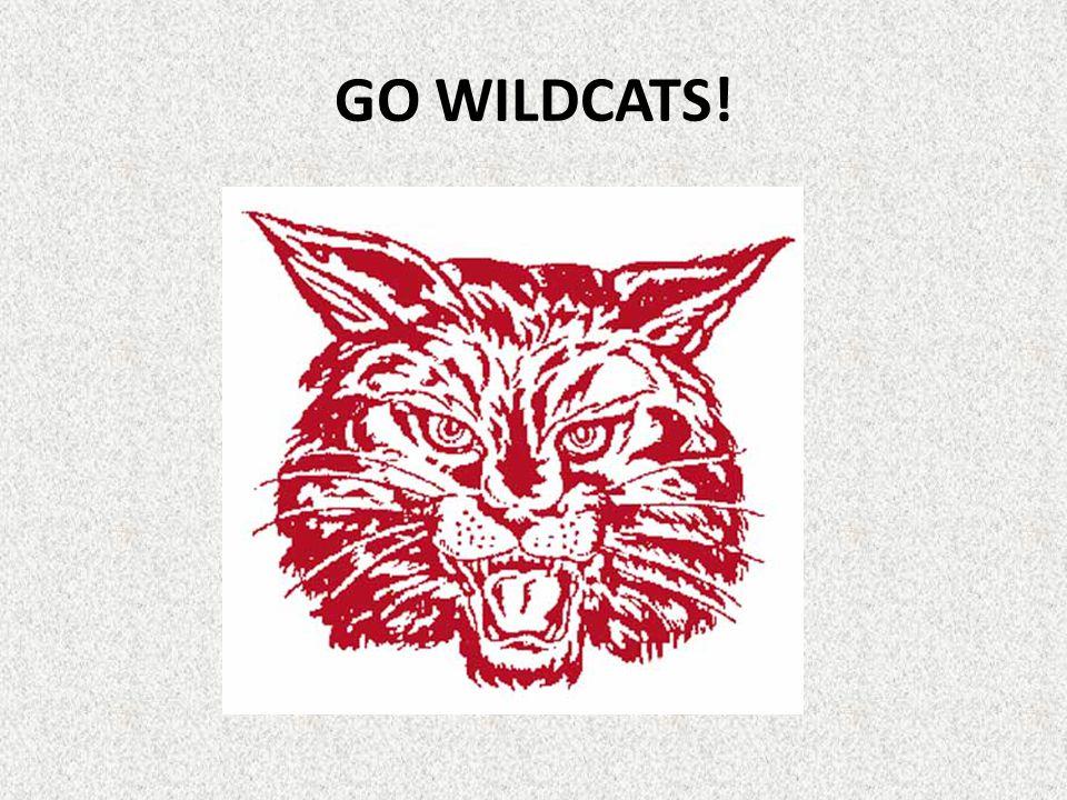 GO WILDCATS!
