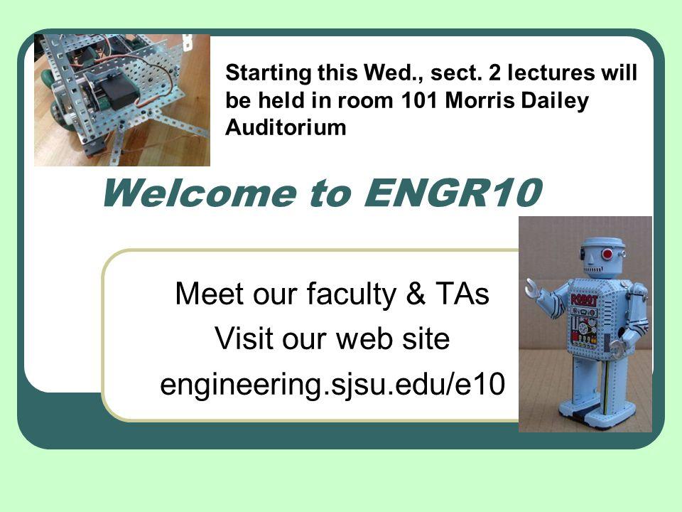 Let's Explore the Class Web Site