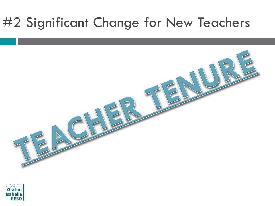 Tenure/Probation 38.81 Teachers probationary period; continuing tenure.