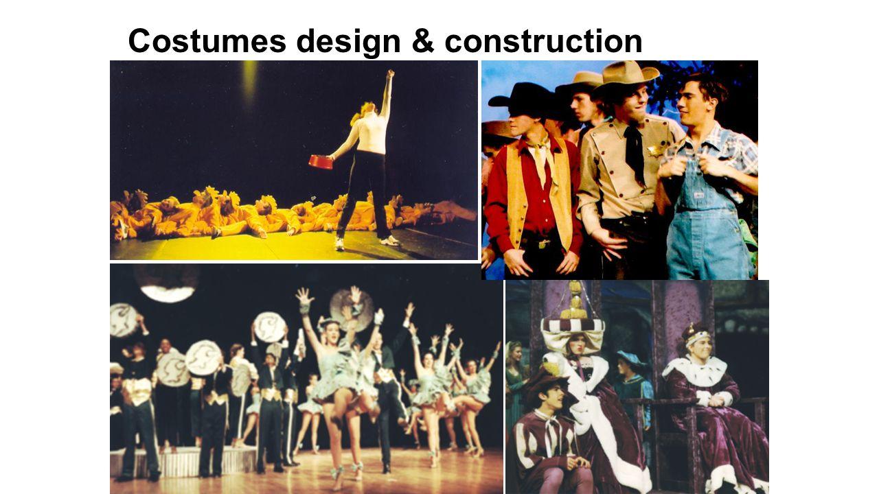 Costumes design & construction