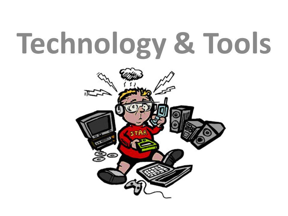 Technology & Tools