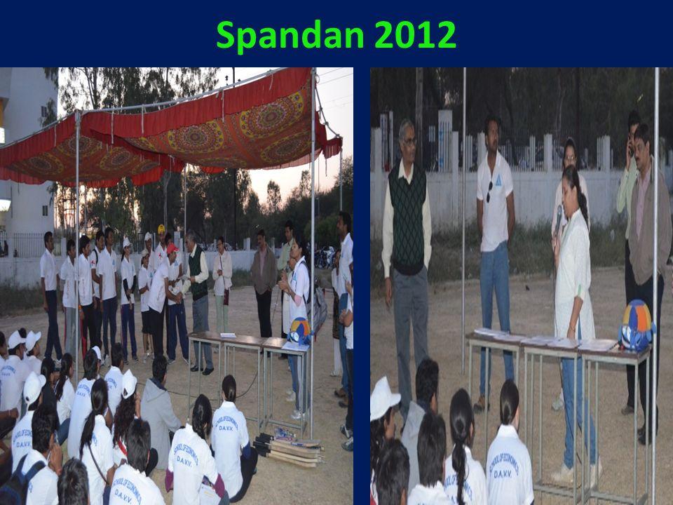 Spandan 2012