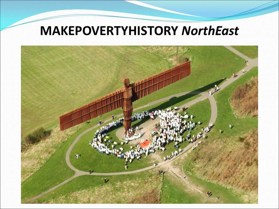 MAKEPOVERTYHISTORY NorthEast