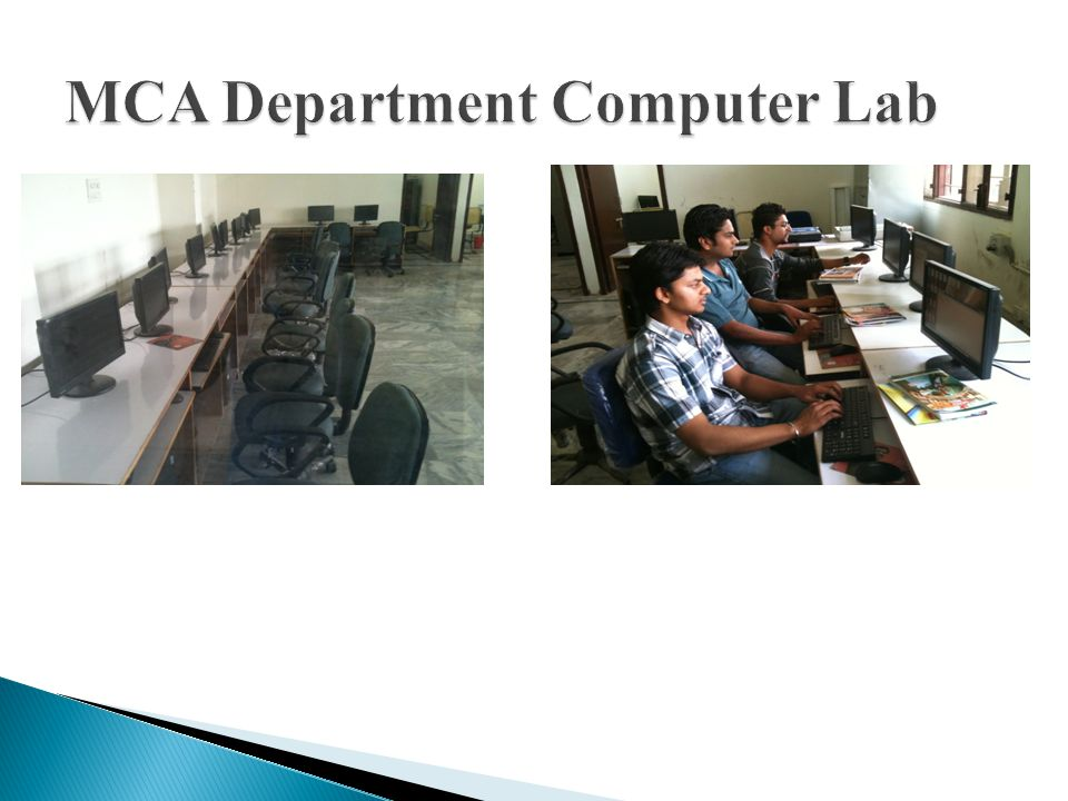  MCA 100%  MBA 100%  BCA 95%  BSC IT 95%  Extra classes for Weaker students who have reappears are conducted off time.